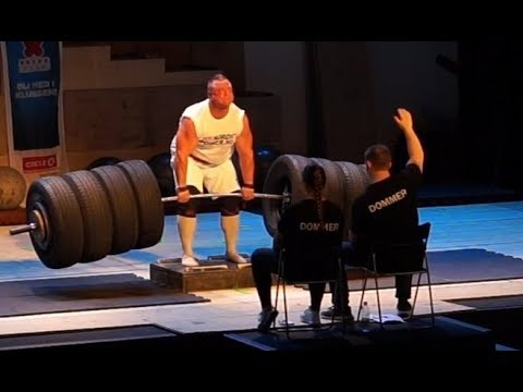 Norway Strongman Cup - Rogaland 2017