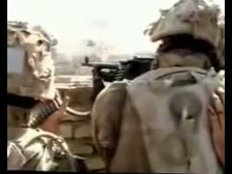 Second Battle of Fallujah, mosque firefight and house searches