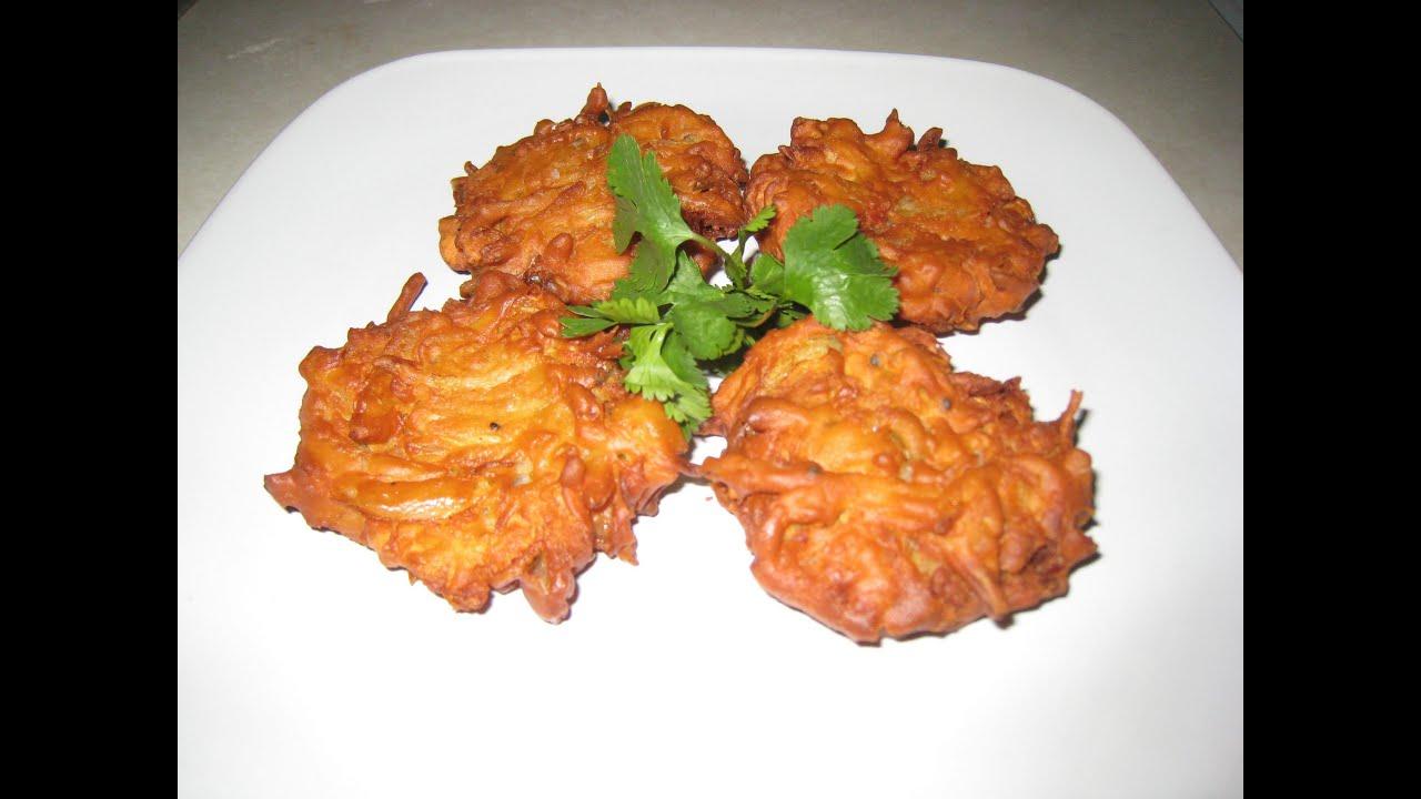 Onion bhaji bengali peyaji recipe youtube forumfinder Gallery