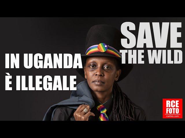 In Uganda è illegale!