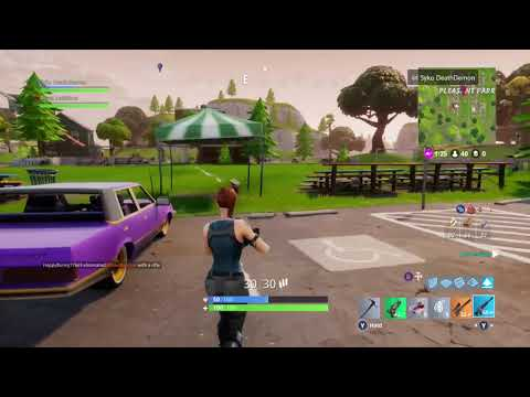 Fortnite CO-OP with Royal Insidious  (We Almost Won)