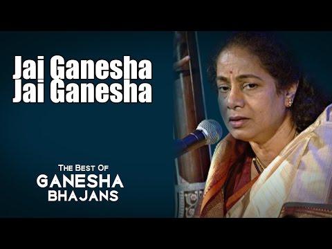 Jai Ganesha Jai Ganesha | Shruti Sadolikar | ( Album: The Best Of Ganesha Bhajans )