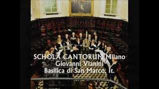 REGINA COELI, G. Aichinger, dir. Giovanni Vianini, Milano, It.