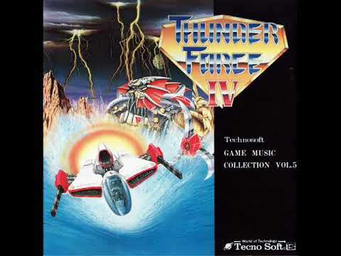 Technosoft GAME MUSIC COLLECTION VOL.5 - Thunder Force IV