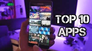 #353 Top 10 Best APPS - Note 7 Special Edition