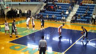 2011 National Prep School Invitational: Brehm Prep vs. Princeton Day #1