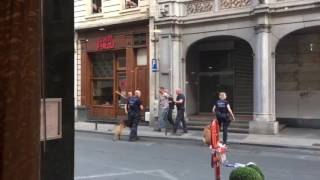 Evacuations in Brussels Following Security Incident