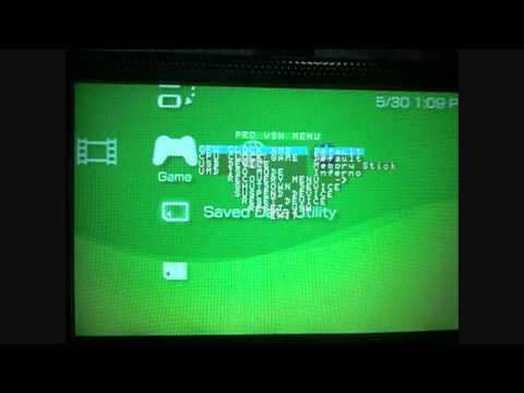 CFW 660 PRO-B9 - Homebrew Applications - PSP