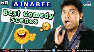 Johnny Lever | Best Comedy Scenes | Hindi Movies | Ajnabee | Bollywood Movie Scenes | Comedy Movies