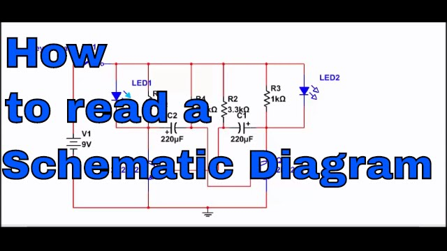 How To Read Schematics In Electronics