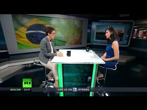 [596] Switzerland's basic income and De Bolle on Brazil impeachment