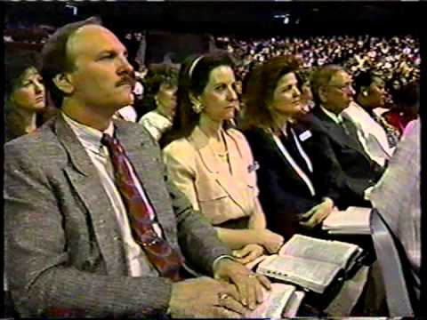 John Osteen's Messages to the 7 Churches: Ephesus Part 1 (1994)