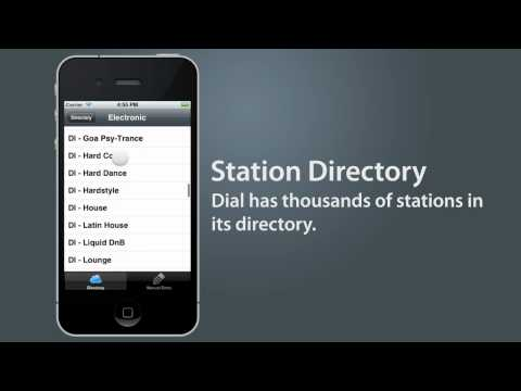 Dial -- Internet Radio for iPhone & iPad