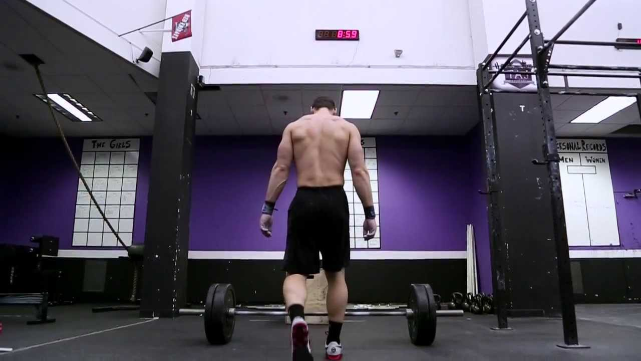 Joe Bags On Crossfit