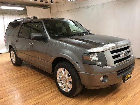 2013 Ford Expedition EL Limited 4WD NAVIGATION MOONROOF REAR CAM #Carvision - Продолжительность: 1:21