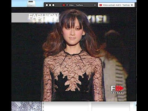 SONIA RYKIEL Fall 2005/2006 Paris - Fashion Channel