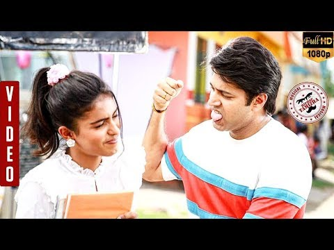 Comali - Hi Sonna Pothum  Video Song Ft. Samyuktha Hegde   Jayam Ravi,Hiphop Tamizha