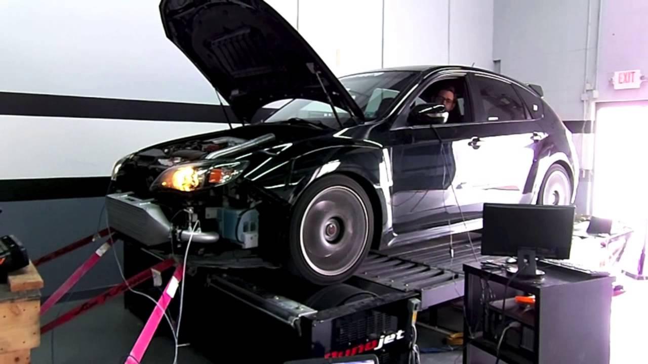 Mishimoto Subaru Wrx Sti Front Mount Intercooler Testing