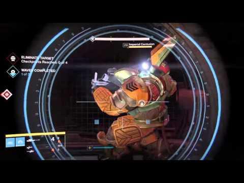 Destiny - Strikes-Prison of Elders-Crucible