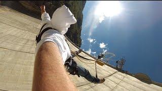 No Jump, No Glory   007 Goldeneye Bungee Jump (2013)