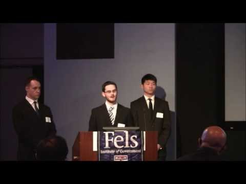 SmokeFreePHL - 2015 Penn Public Policy Challenge Finalist