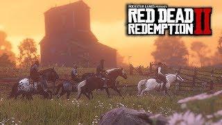 Red Dead Redemption 2 - NEW GAMEPLAY INFO! Stealth, Combat, RPG Elements & Customization!
