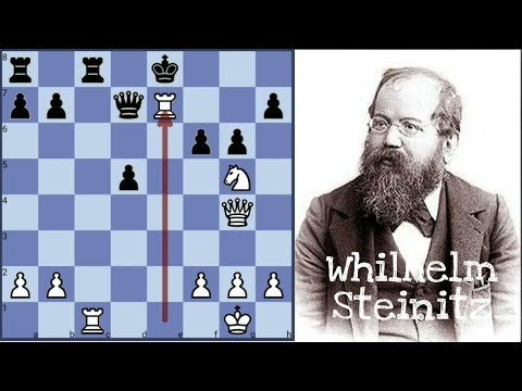 The Immortal ROOK - Steinitz vs Bardeleben
