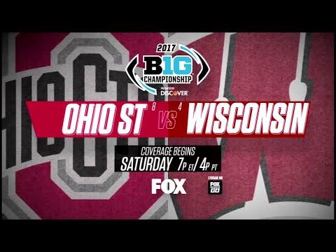 Joel Klatt Previews The Big Ten Championship Game On FOX