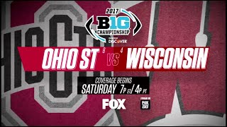 Joel Klatt previews the Big Ten Championship Game on FOX