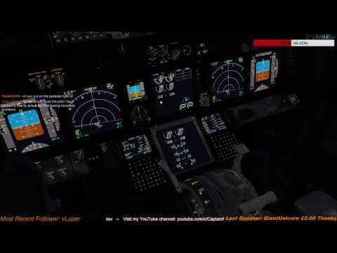 [FSX] PMDG 737 NGX | Melbourne (YMML) to Sydney (YSSY) Part 1