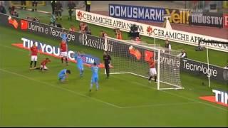 Roma 2-2 Napoli Sky Calcio 28/04/2012