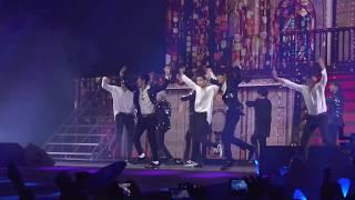 Super Junior 슈퍼주니어 CHILE 2018 SS7 -  Black Suit [HD]