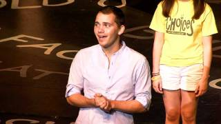 KWC Choices 2011 - Joel Burns Speech