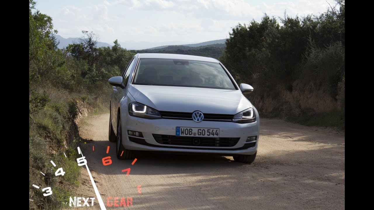 the new volkswagen golf 7 2013 review youtube. Black Bedroom Furniture Sets. Home Design Ideas