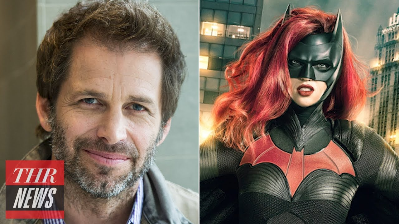 Zack Snyder's Cut of 'Justice League' to Be Released, Ruby Rose Exits 'Batwoman' | THR News