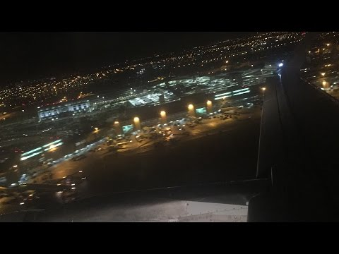 American Airlines (Oneworld) AA39 MIA-MCO Boarding, Pushback, Engine Start and Takeoff
