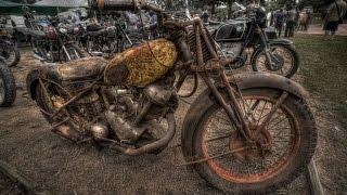 Old abandoned motorcycles 2016. Best abandoned rusty motorbike. Forgotten vehicles