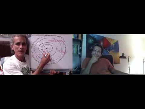 Santos Bonacci on Flat Earth, Firmament, Primum Mobile, Taurus Fields and Syncretism