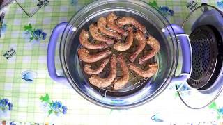 Вкусняшки Жареные куриные шейки в аэрогриле!