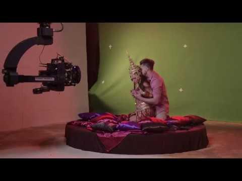 """Luan Santana - Making Of """"Check-In"""""""