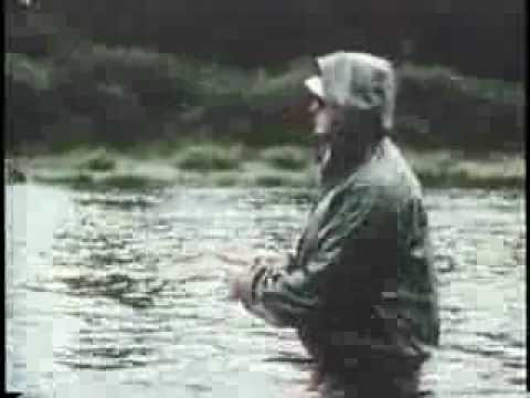 Ted Williams And The Atlantic Salmon