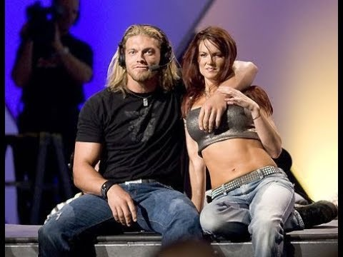 WWE Real Couples- WWE Wrestlers Who Married Fellow Wrestlers in Real Life