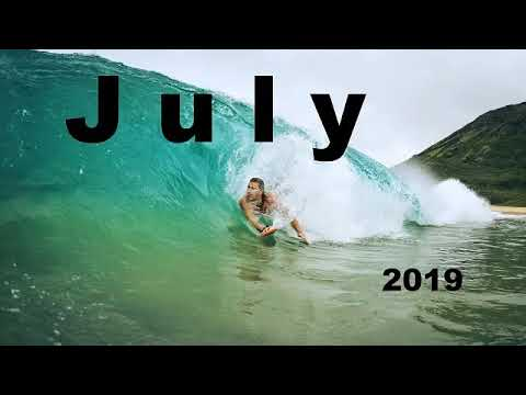 New Ambient Music 2019. Relax Mix. JULY