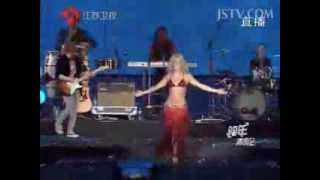 Colombian Belly Dancer - Shakira 2