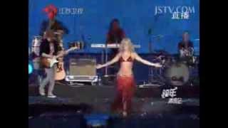 Colombian Belly Dancer - Shakira 2