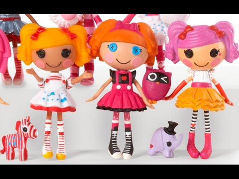 lalaloopsy doll factory full hd