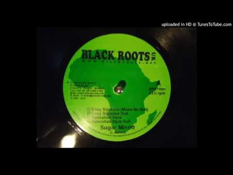 "Sugar Minott - Dancehall style + dancehall style Dub (Black Roots) 10"""