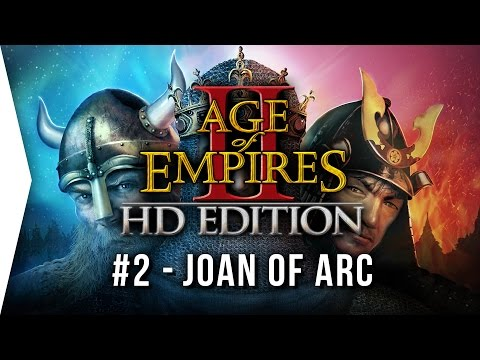 Age of Empires II ► Mission 2 - Joan of Arc France Campaign!