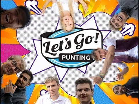 Let's Go Punting Vlog 1 - Get To Know Us