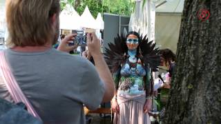 Repeat youtube video World Bodypainting Festival 2015 - Various Artists  - Part 2